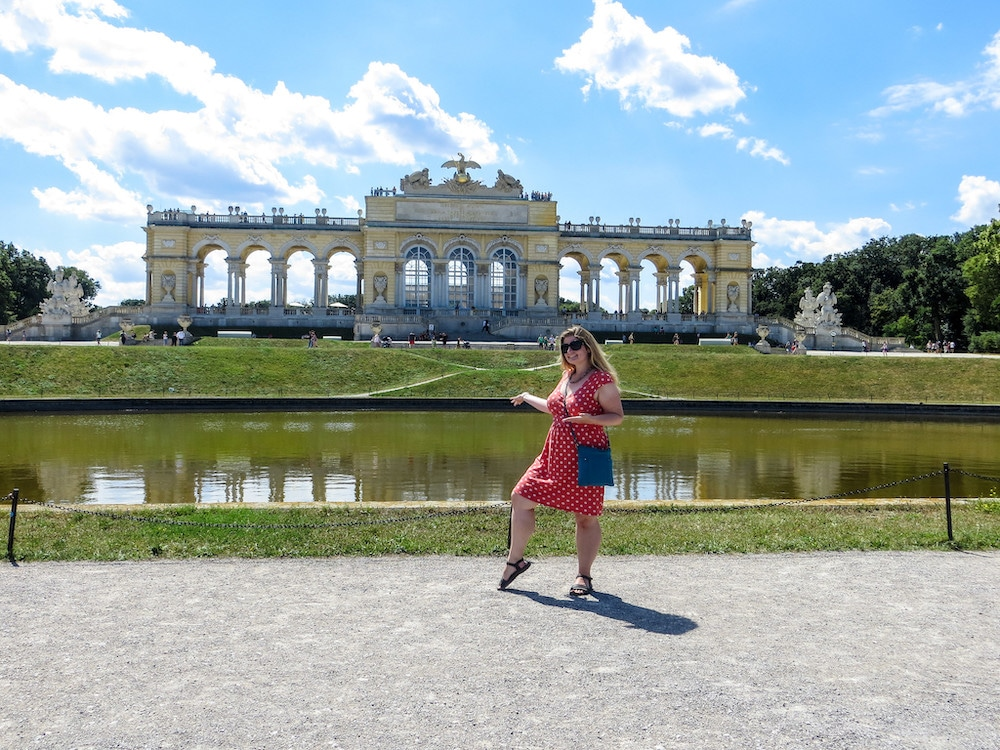 with 4 days in vienna, you have plenty of time to see the summer palace