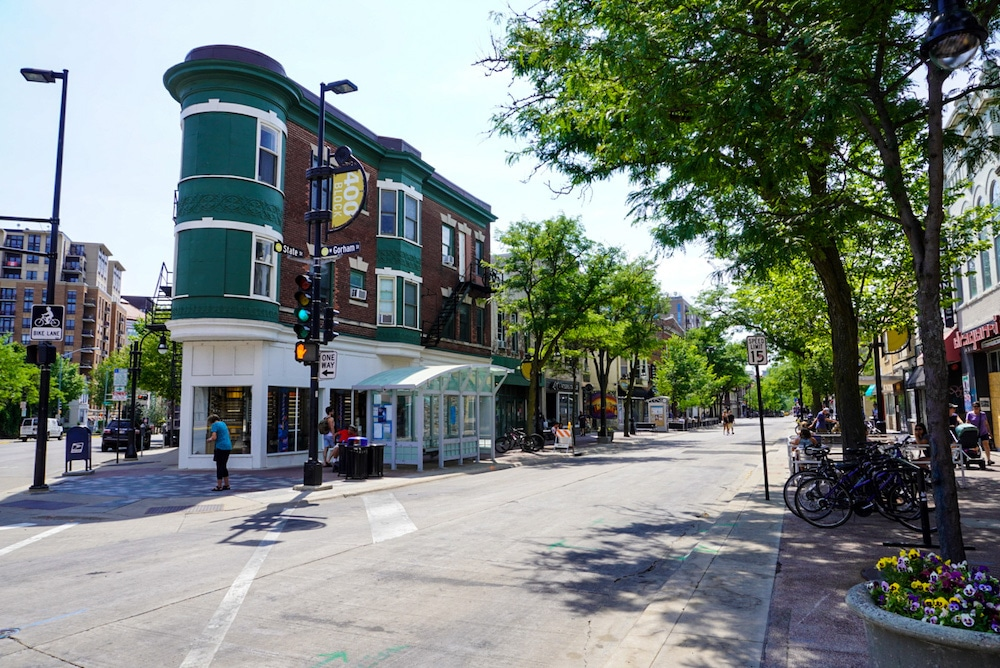 exploring downtown madison is safe and fun