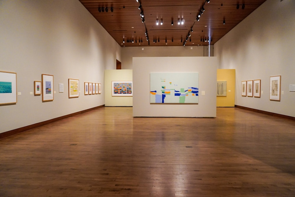 solo travel madison wi: exploring the chazen is always fun