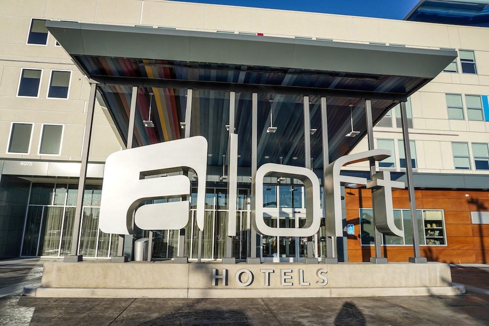 aloft in dublin is the perfect hotel for solo travel