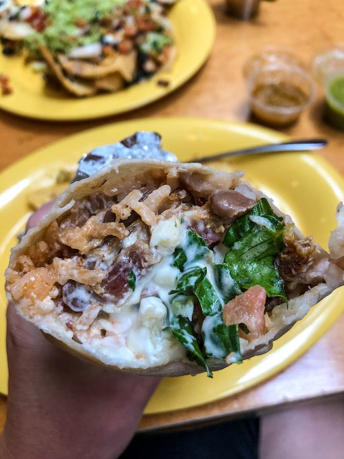 make sure to eat burritos with a weekend in berkeley ca