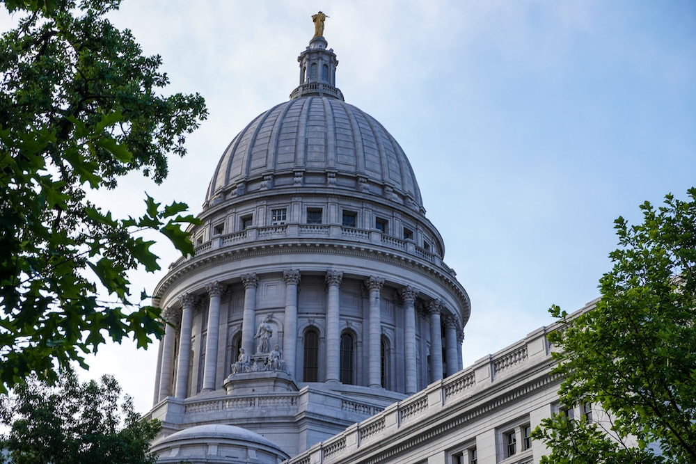 don't miss the beautiful capitol on your weekend getaway in madison wi