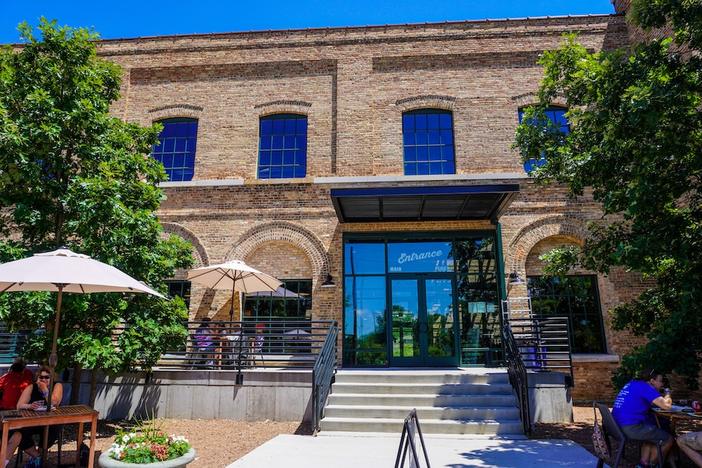 eat at garver feed mill with a madison wi weekend getaway