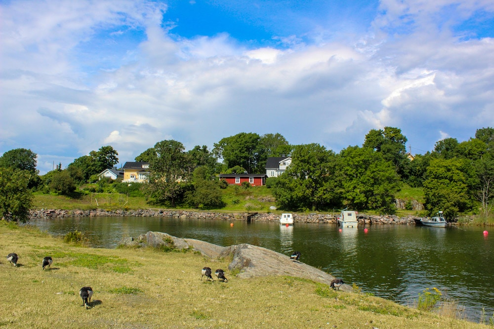 be sure to explore beyond helsinki to the islands