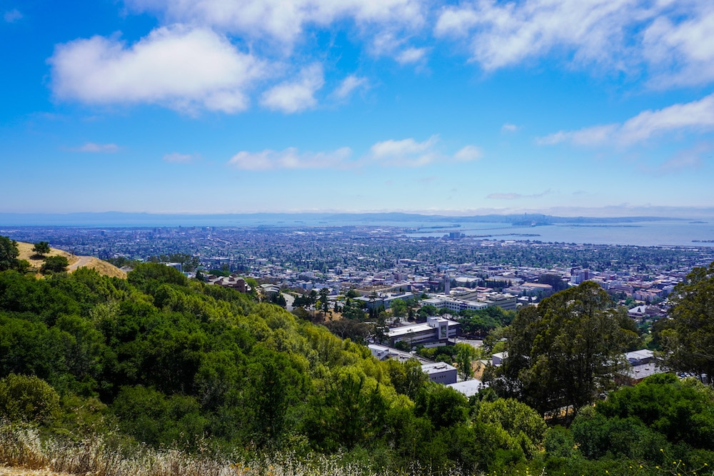 don't miss these stunning views with a weekend in berkeley