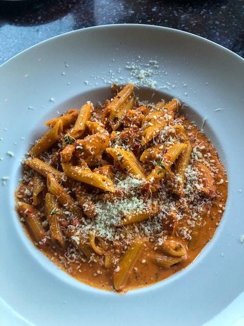 danville ca has lovely italian food