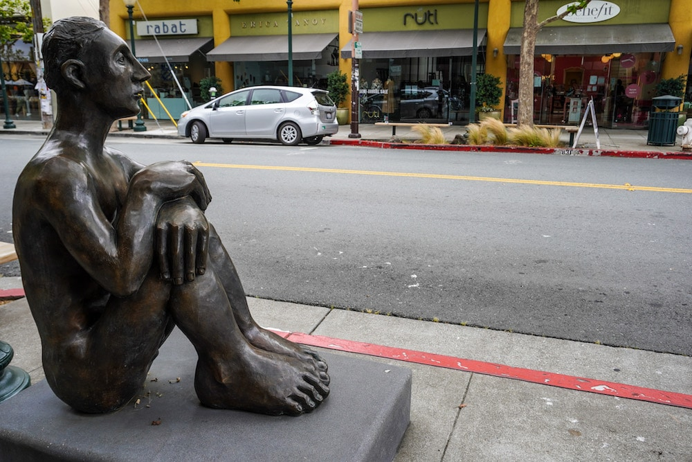 for a weekend in berkeley go shopping on fourth street
