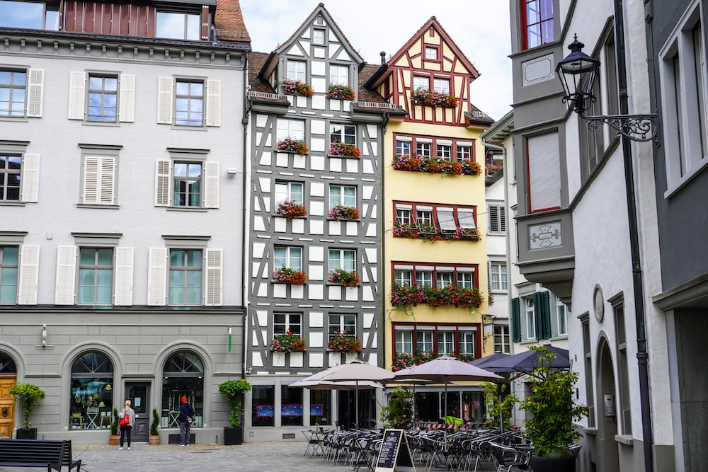 is st gallen worth visiting - yes because it is beautiful