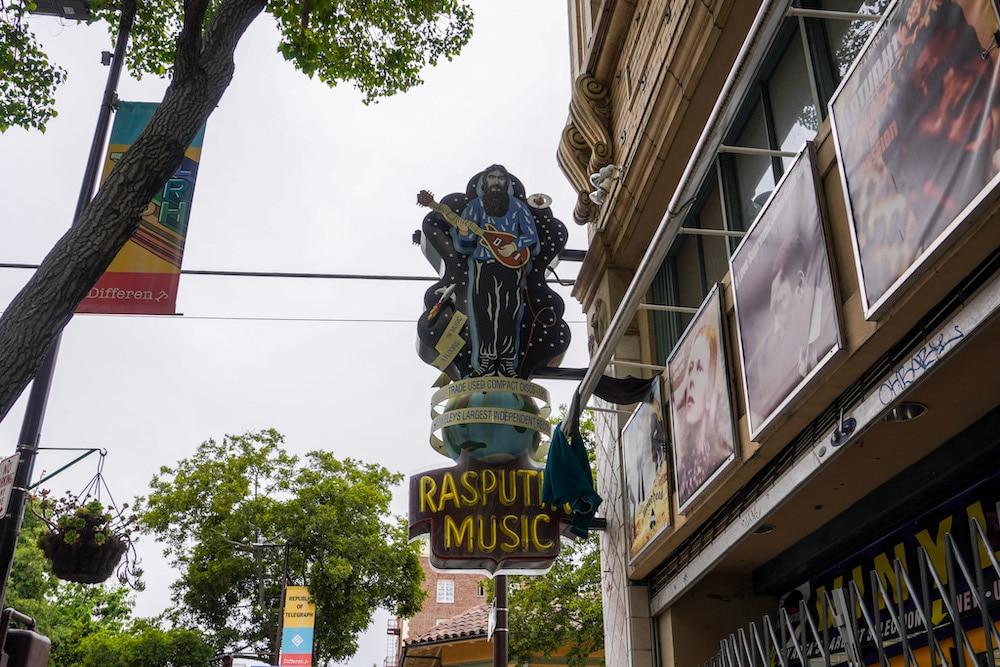 berkeley offers unique shopping opportunities to solo travelers