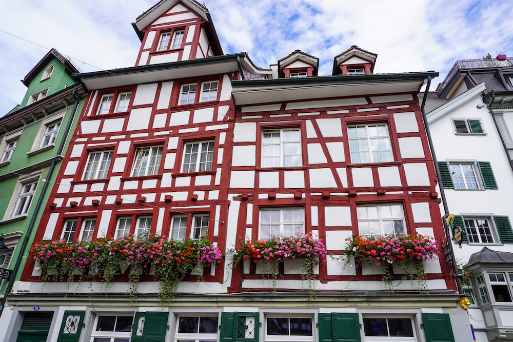 st gallen worth visiting for these homes
