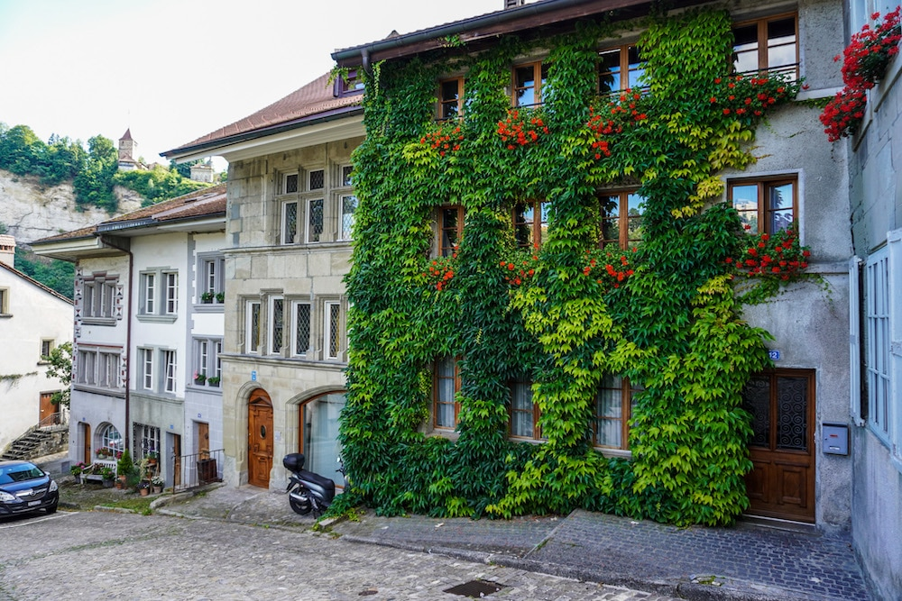 switzerland is safe to travel alone - especially when you explore small towns