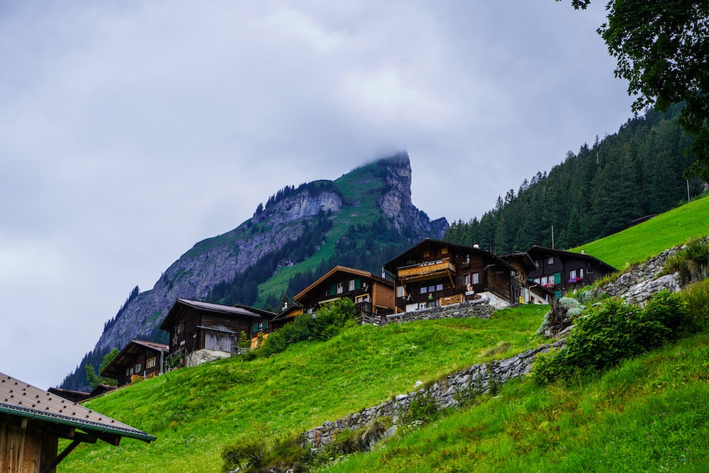 don't miss adorable gimmelwald with 8 days in switzerland
